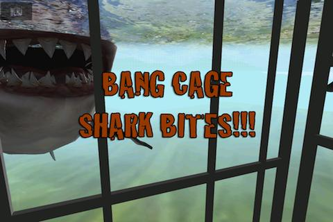 Shark Cage Dive 3D - screenshot