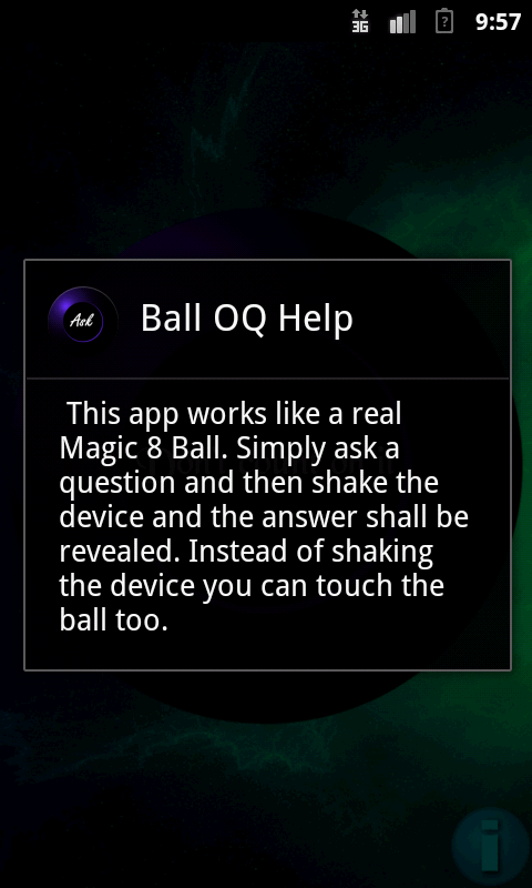 Ball Of Questions Pro - screenshot