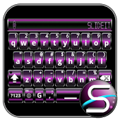 SlideIT Purple Digital Skin