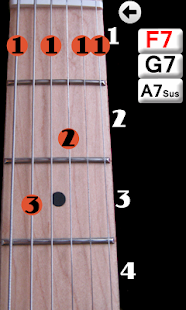 Learn Guitar Chords- screenshot thumbnail