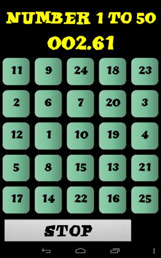 【免費解謎App】1to50-APP點子