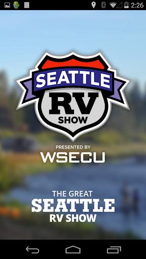 Seattle RV Show App