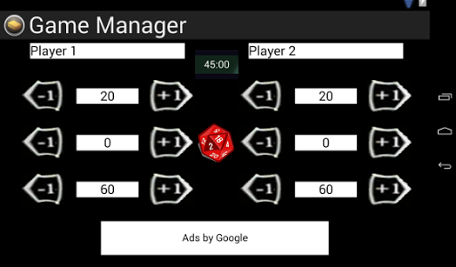 Game Manager