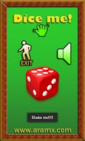 Screenshot of Dice Me