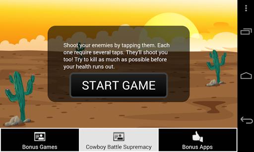 Cowboy Battle Supremacy