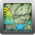 Geo Elevation: Generate Chart icon