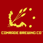 Logo of Comrade Brewing Superpower IPA