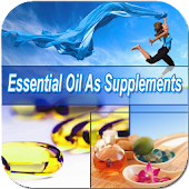 Essential Oil As Supplements