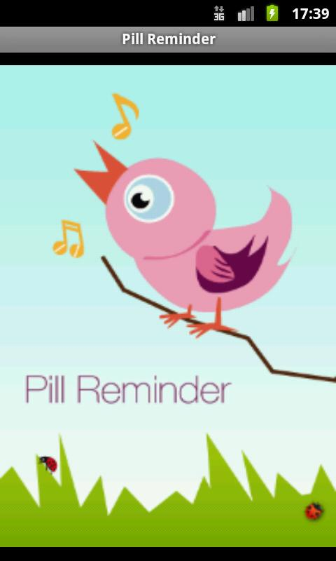Pill Reminder- screenshot