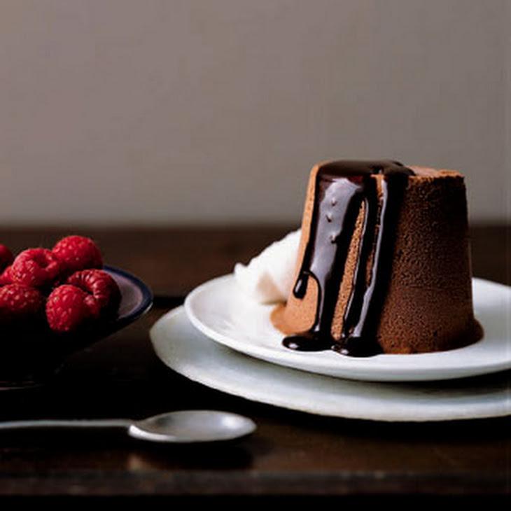 Chocolate Caramel Frozen Parfaits