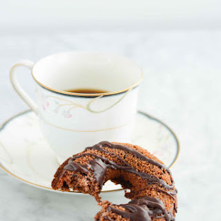 Gluten Free Chocolate Cinnamon Donuts