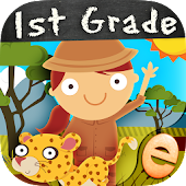 Animal Math First Grade Math Games for Kids Math