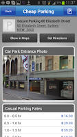 Screenshot of Cheap Parking
