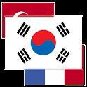 세계의 국기 logo