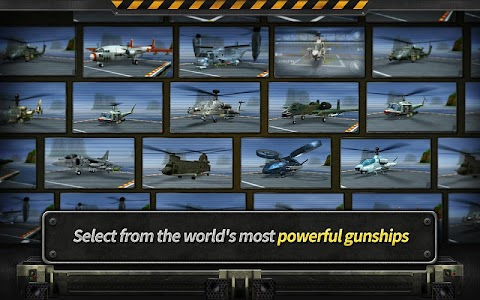 GUNSHIP BATTLE : Helicopter 3D v1.1.9