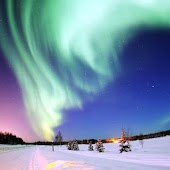 Northern Lights Live Wallpaper