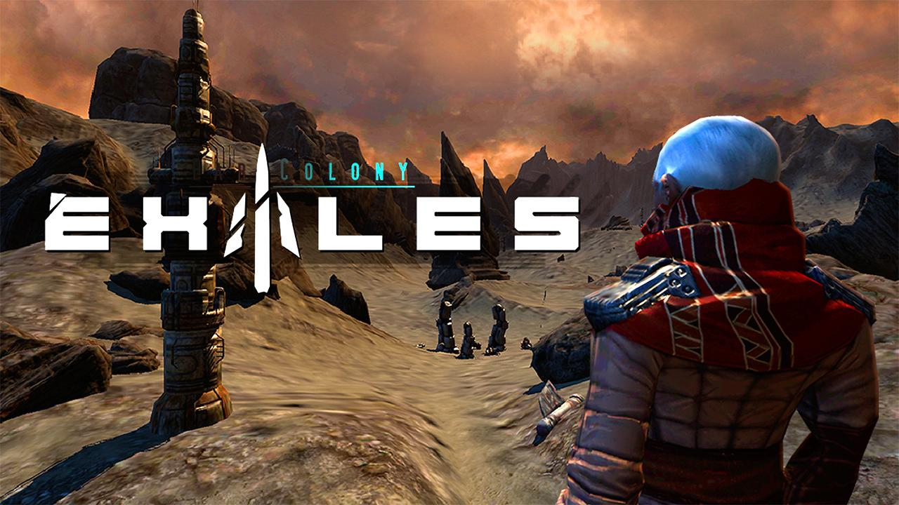EXILES - screenshot