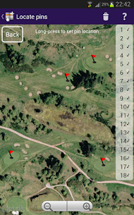 Golf Quickscore+ - screenshot thumbnail
