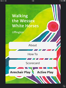 Uffington White Horse Walk- screenshot thumbnail