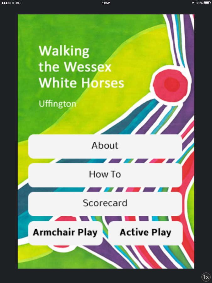 Uffington White Horse Walk- screenshot