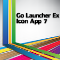 Icon App 7 Go Launcher EX icon