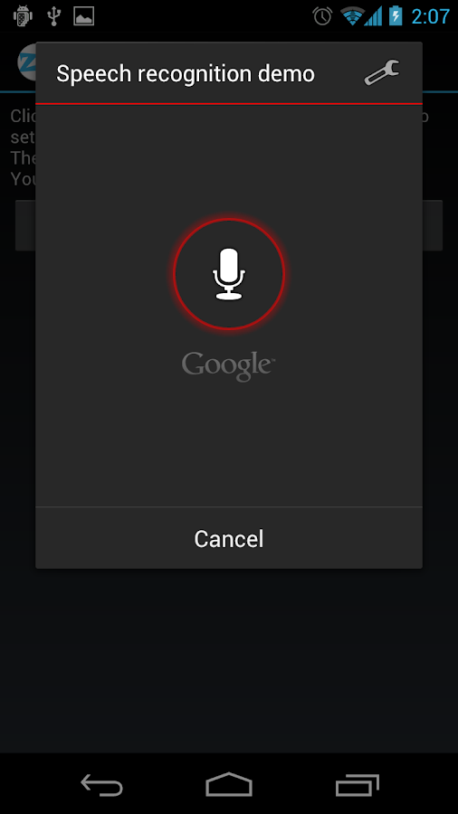 Power Nap Widget- screenshot