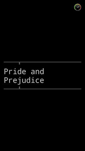 Pride and Prejudice in 3 hours