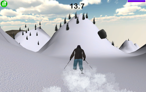 免費體育競技App|滑雪模擬器|阿達玩APP