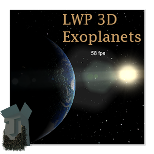 LWP 3D Foreign Planets
