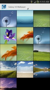 Galaxy S3 Wallpapers - screenshot thumbnail