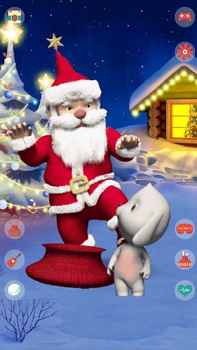 玩免費娛樂APP|下載說話的三潭聖誕老人 app不用錢|硬是要APP