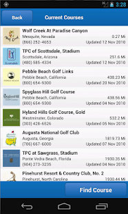 Golf Frontier Pro - Golf GPS- screenshot thumbnail