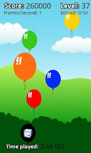 Balloon Frenzy- screenshot thumbnail
