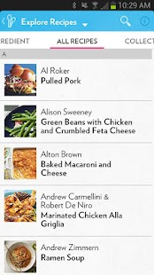 PEOPLE CelebFood: Recipes - screenshot thumbnail