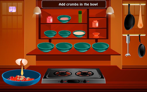 【免費休閒App】Cooking Chicken Burger-APP點子
