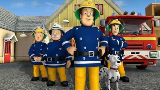 سامي رجل الإطفاء Fireman Sam