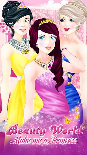 Beauty World: Make Me Princess