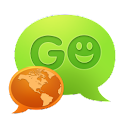 GO SMS Pro Italian language pa logo