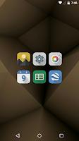 Screenshot of Lumos - Icon Pack