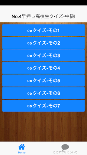 センター試験前 早押しクイズ中級Ⅰ-No.4