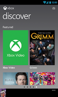 Xbox 360 SmartGlass Screenshot 3