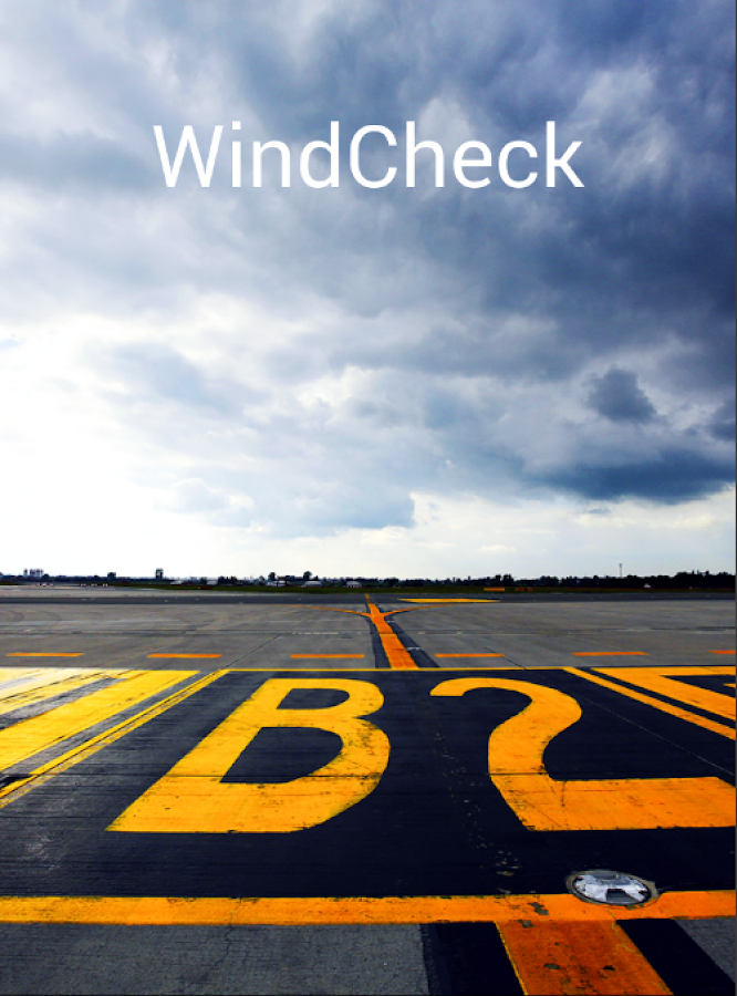 WindCheck - screenshot