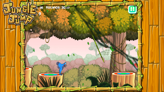 Jump Kong - Gorilla Infinity Game- screenshot thumbnail