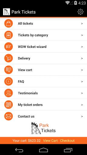 Park Tickets - Orlando Tickets