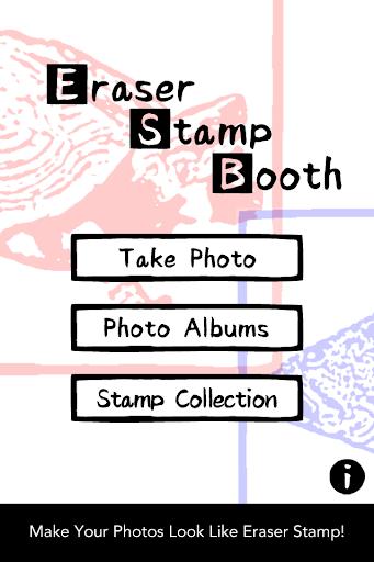 Eraser Stamp Booth
