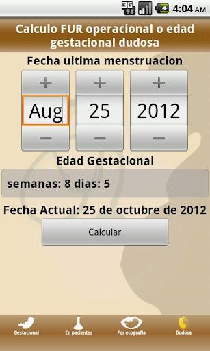 【免費醫療App】Calculador Obstetrico-APP點子