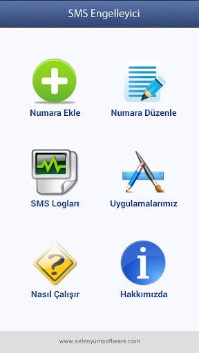 SMS Engelleyici