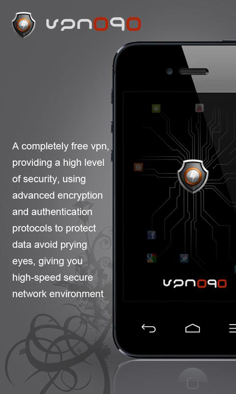 VPN090 Forever Free - screenshot