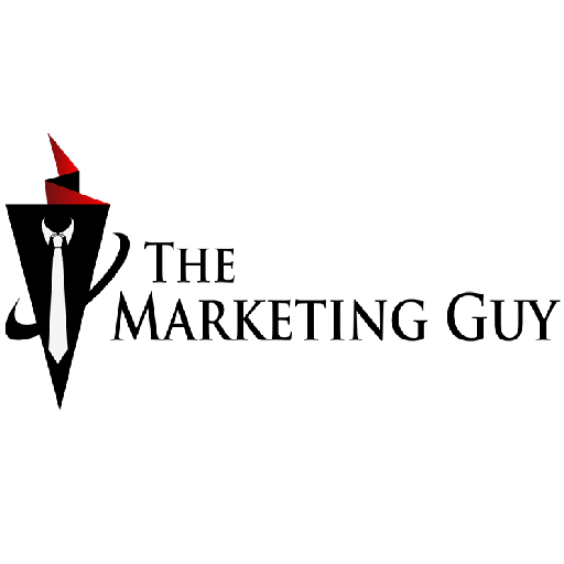 The Marketing Guy LOGO-APP點子
