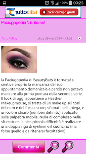 Make up Pleasure- screenshot thumbnail